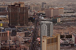 View from Stratosphere Tower
